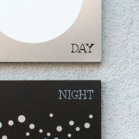 Day and Night Installation